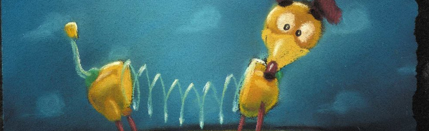Early Toy Story Concept Art Shows An Evolving Animation Style