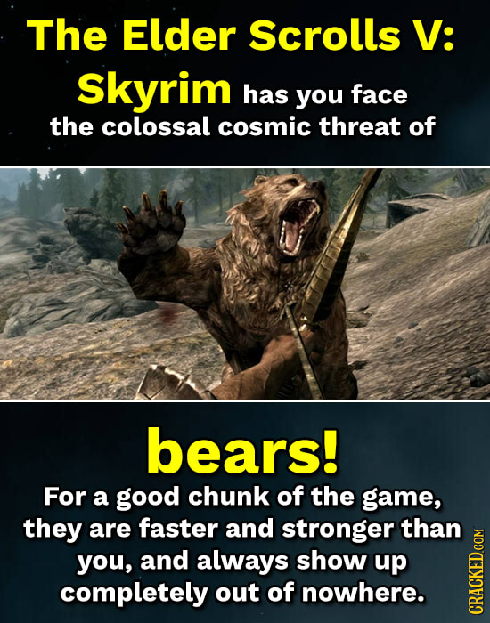 19 Hilariously Infuriating Video Game Enemies