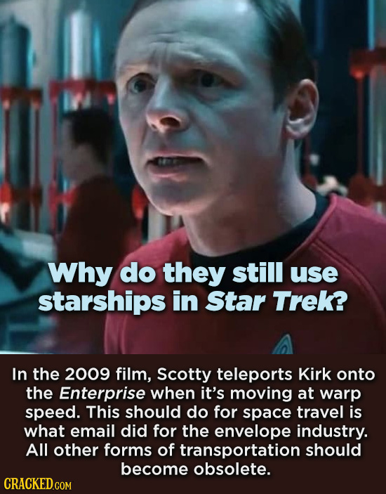 21 Unanswered Questions That Ruin Movies & TV Shows