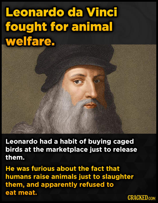 Bizarre, Unexpected Facts About Iconic Figures From History