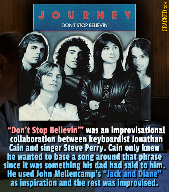 29 Secret Backstories You Don't Know To Hit Songs You Do