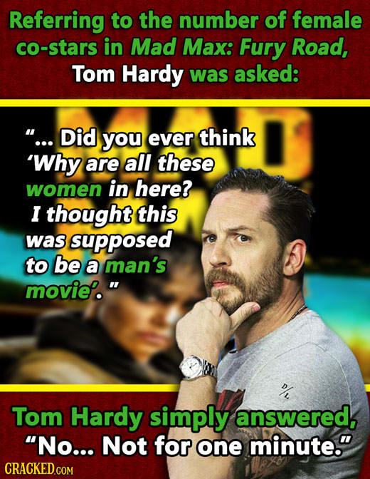 18 Amazing Celebrity Answers To Boring Interview Questions
