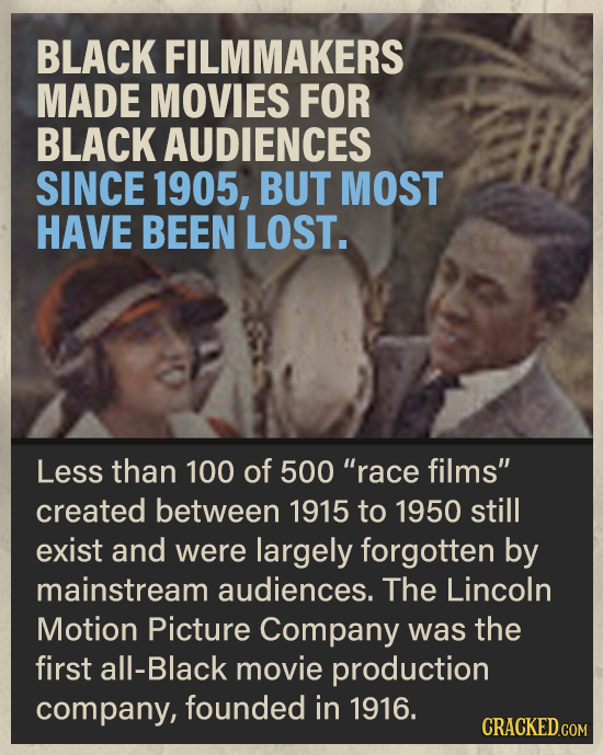 Surprising Facts About Old Hollywood