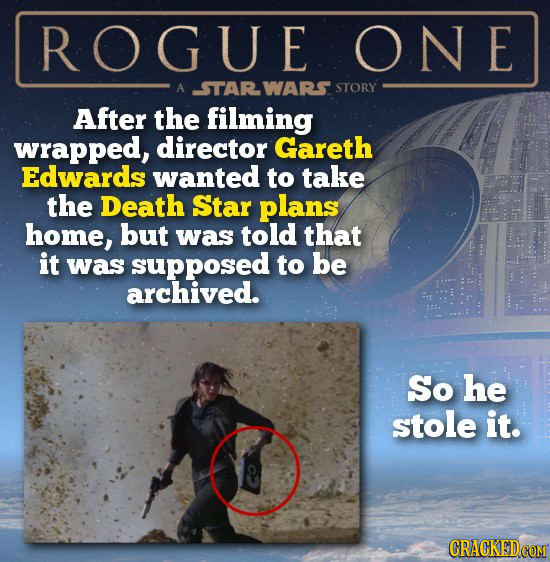 The Weirdest Details About 20 Famous Movie Props