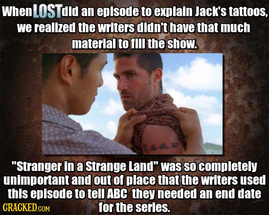25 Disastrous Episodes In Non-Disastrous Shows