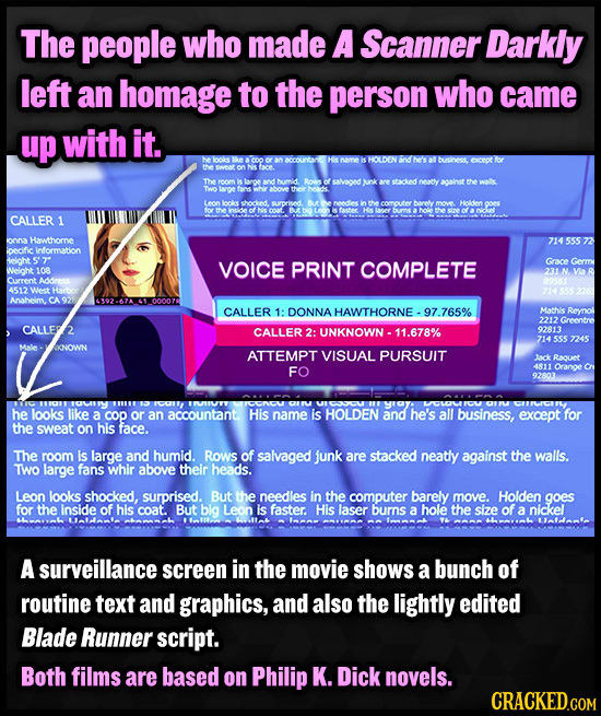 Meta Jokes Hidden In Onscreen Tiny Text In Movies And Shows