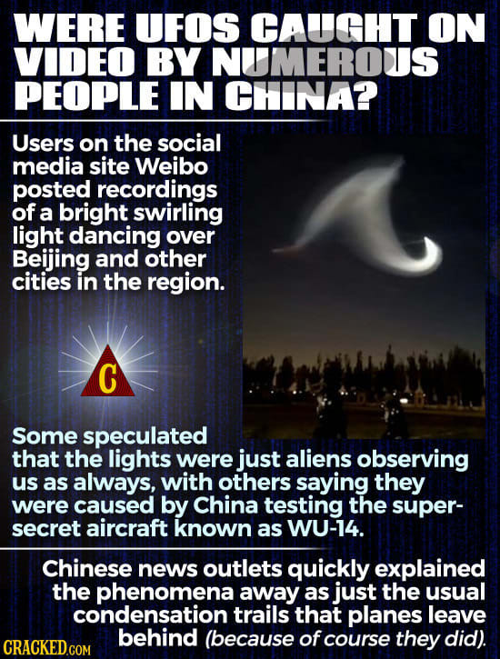 13 Dumb Conspiracies Worthy Of Your Crazy Uncle, Uncle Crazy