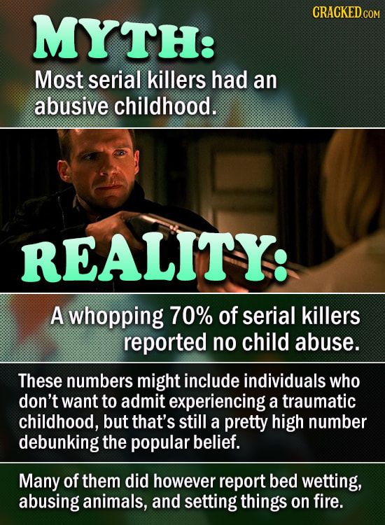 Myths About Crime We Believe Thanks To Pop Culture