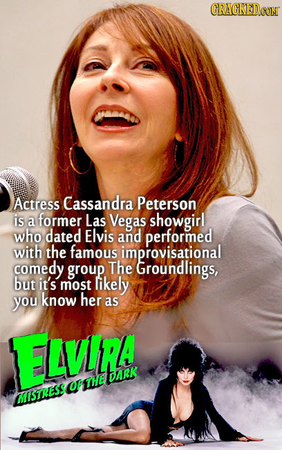 25 Famous People You Would Never Recognize Out of Context