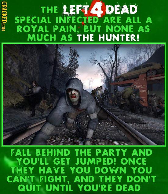 19 Hilariously Infuriating Video Game Enemies