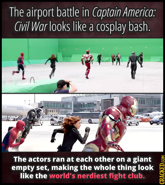 Movies With The Special Effects Stripped Away