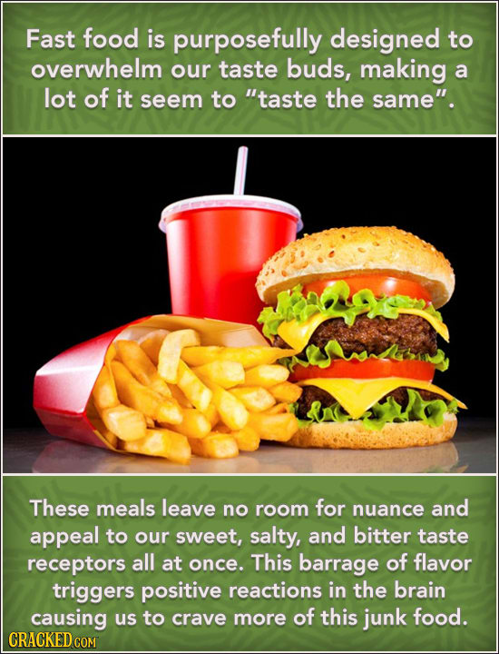 17 Sneaky Industry Tricks To Make Food More Appealing