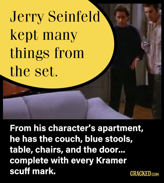 8 Behind-The-Scenes Facts About 'Seinfeld'