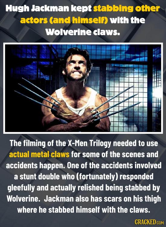 The Weirdest Details About 20 Famous Movie Props