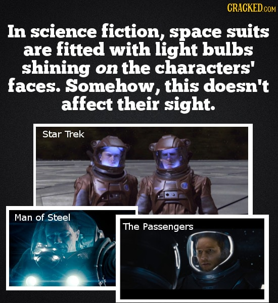 The 28 Most Played-Out Scenes In Sci-Fi Movies & Shows