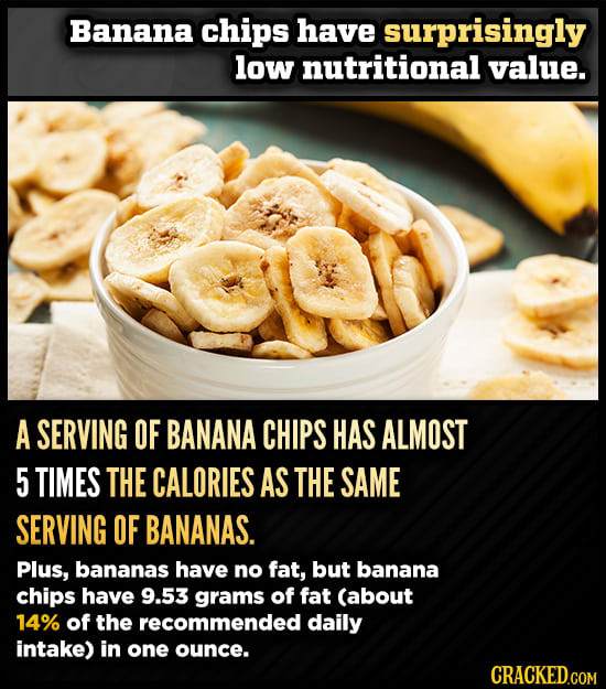 15 Foods That Are Even Less Healthy Than You Realize