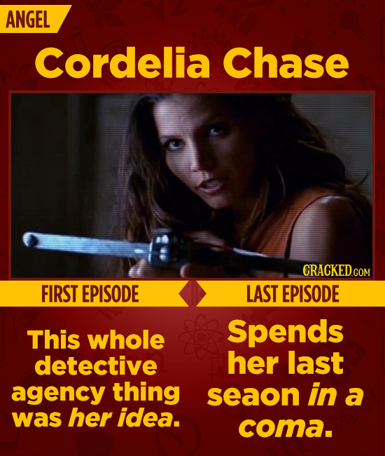 First Episode Vs. Last Episode: 15 Characters Who Faded Into Obscurity