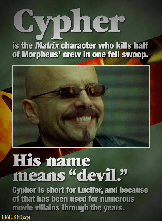 32 Amazing Character Facts To Break Out At Parties