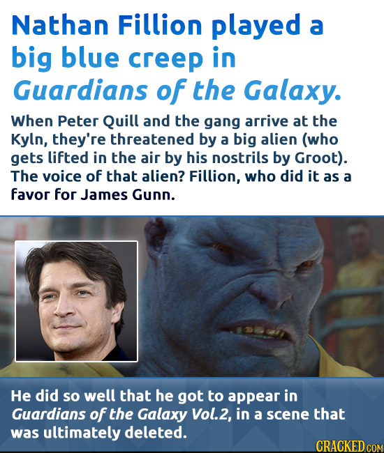Big-Deal Celebrities Lurking In Famous Movies