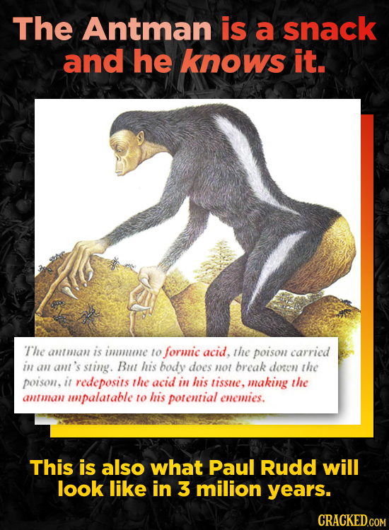 According To This Book, Humans Will Evolve Into Nightmare Fuel