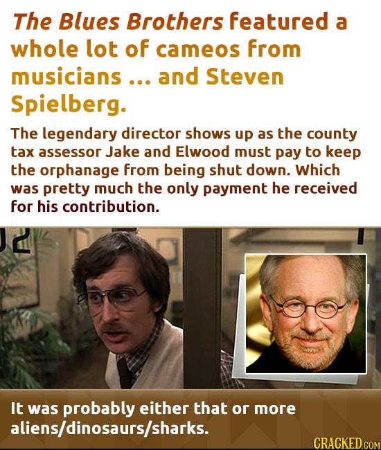 Big-Deal Celebrities Lurking In Famous Movies
