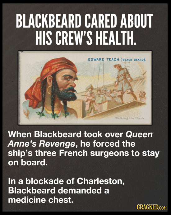 The Most Horrible Thing Found on Blackbeard's Pirate Ship
