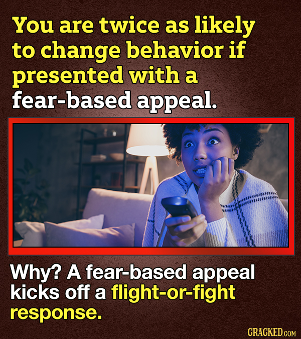 14 Facts About Fear Because 'Tis The Season