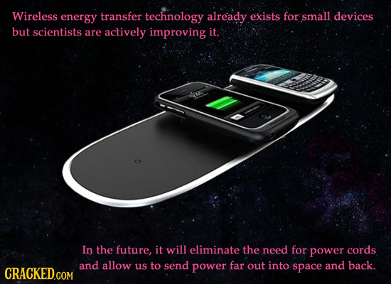 15 Real Sci-Fi Technologies About to Change the World