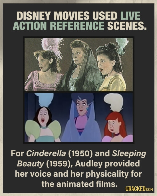 The Real Woman Behind Disney's Maleficent