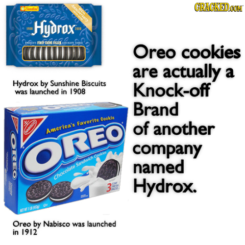 26 Hoo Boy Facts About Common Products