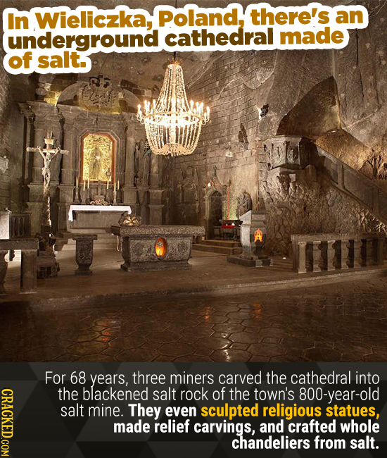 Holy Places Built Around Awesome Designs And Beliefs
