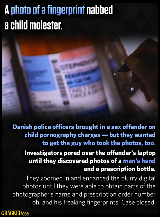 Genius Police Work That Caught Criminals Red-Handed