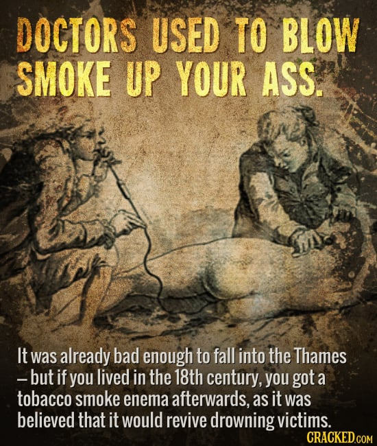 25 Details From History That Are Just So Gross