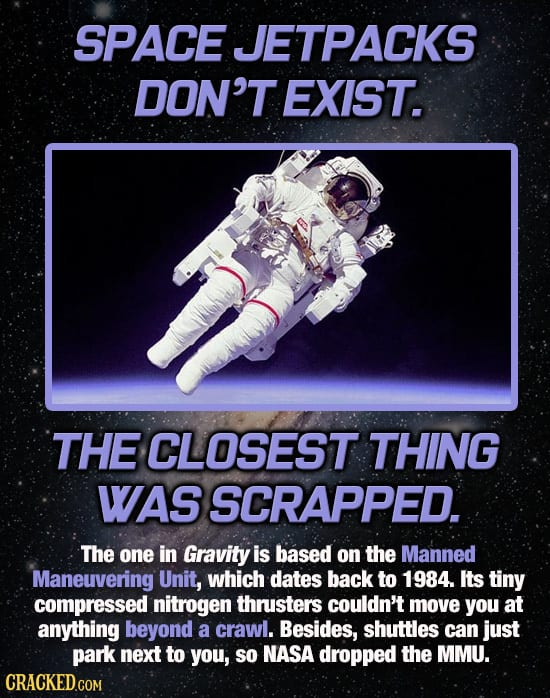 Horrifying Sides Of Space Travel That No One Talks About