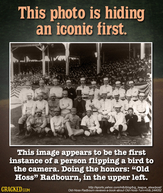 24 Photos Everyone Knows With Insane Backstories No One Does