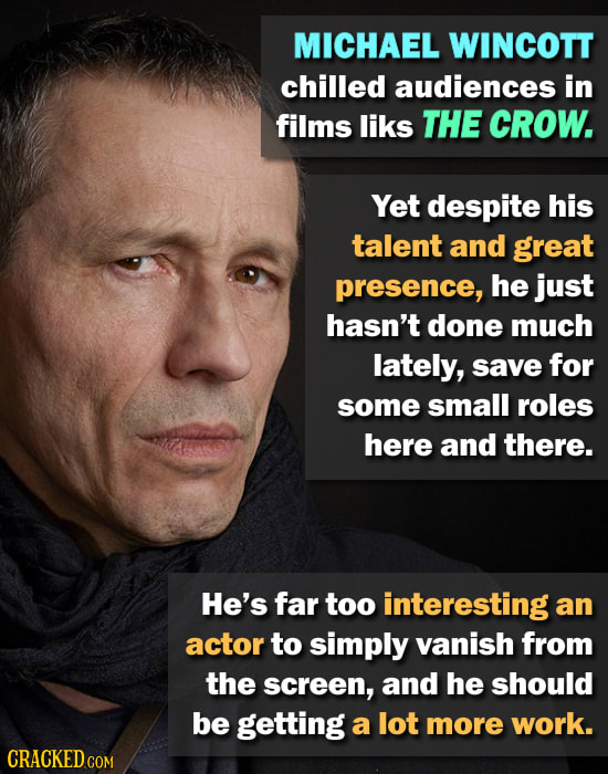 Underrated Actors We'd Love To See More Of