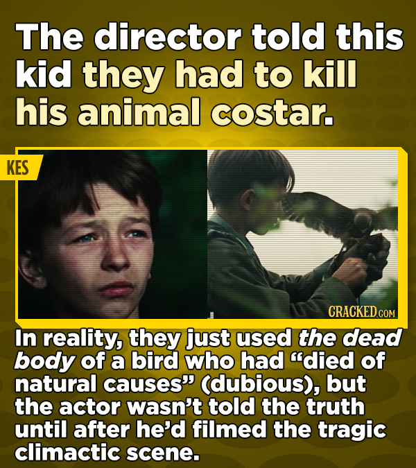 20 Times Directors Duped Actors Into Method Acting