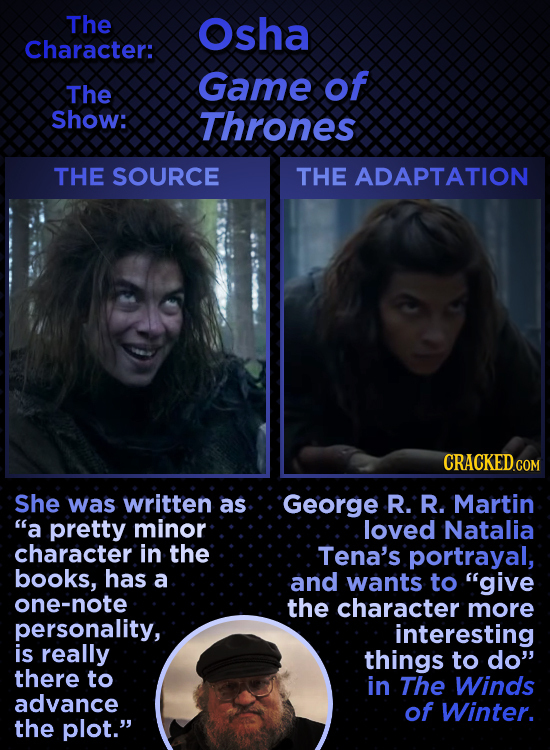 Fictional Characters Who Were Adapted Into Oblivion For Movies And Television