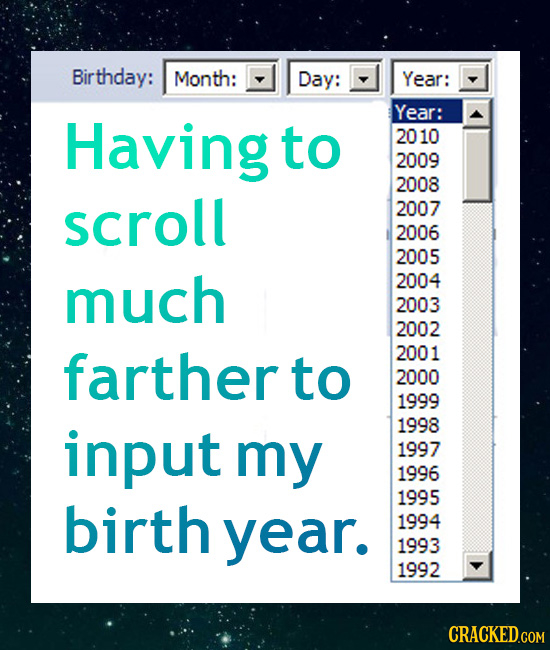 26 Things That Make You Feel Incredibly Old