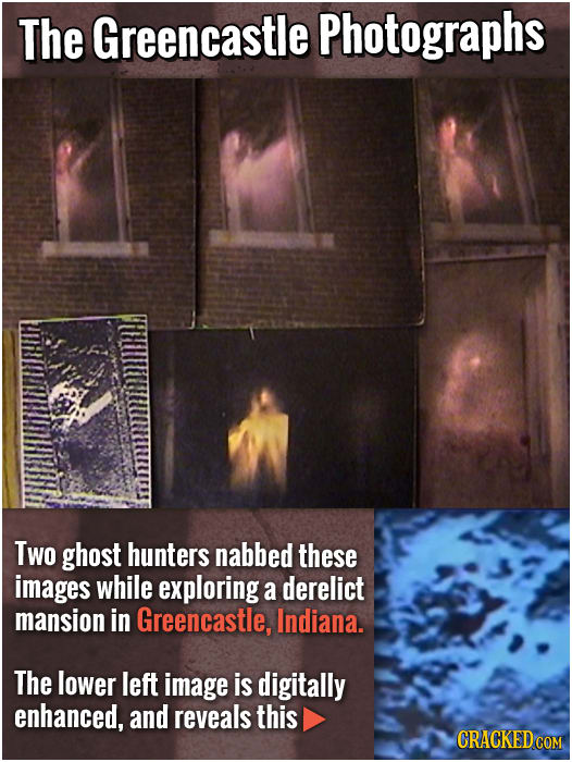 15 Paranormal Images Even Non-Crazy People Find Creepy
