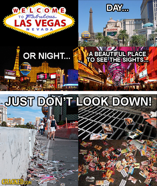 DAY... WELCOME TO Falrlous LAS VEGAS N EVADA ALADDIN OR NIGHT... A BEAUTIFUL PLACE TO SEE THE ISIGHTS... JUST DON'T LOOK DOWN! CRACKED.COM