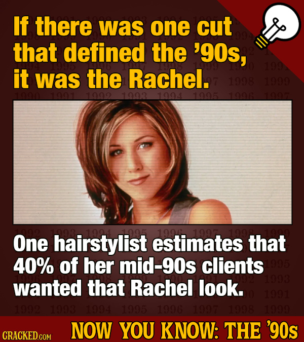 22 Amazing, Now-You-Know Things That Happened In The 1990s