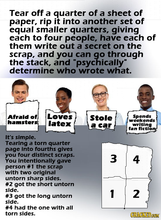 13 Simple Mental Tricks That Look Like Magic