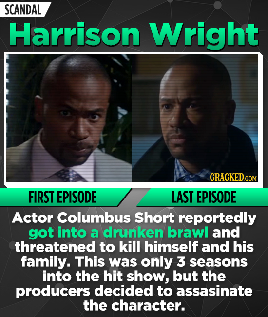 First Episode / Last Episode: 15 Brutal Reasons Characters Were Written Out Of The Show