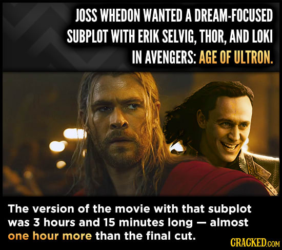 17 Times Filmmakers Almost Ruined Their Own Movies