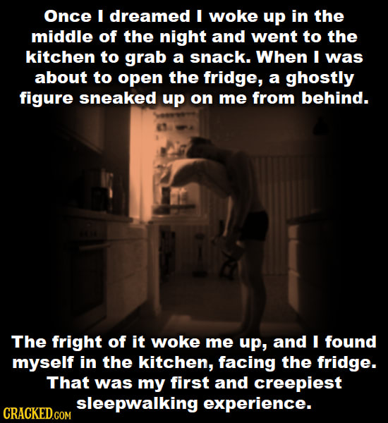 Your 20 Creepiest (Totally True) Stories