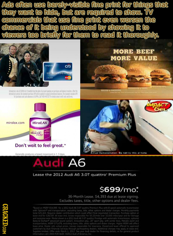 26 Techniques That Prove Advertisers Think You're Dumb