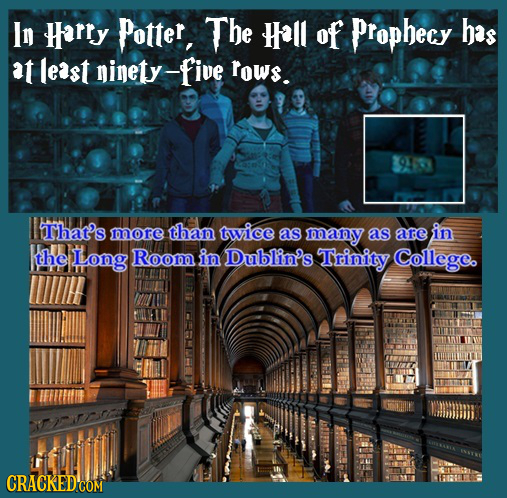 22 Insane Stats That Change How You See Fictional Universes