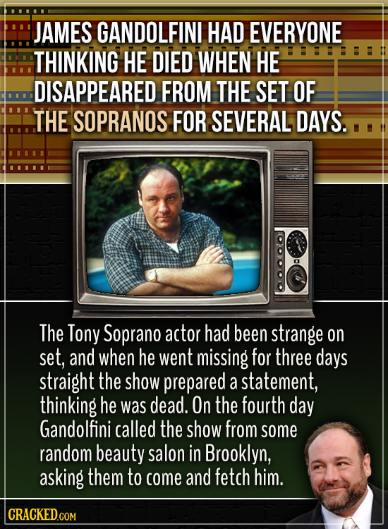Surprising Stories From The Sets Of Popular TV Shows