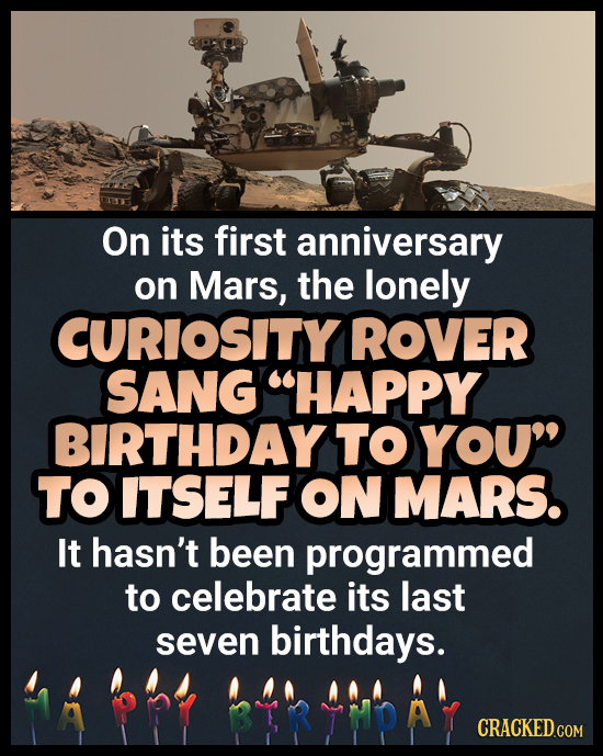 18 Birthday Facts, Happy Birthday To You